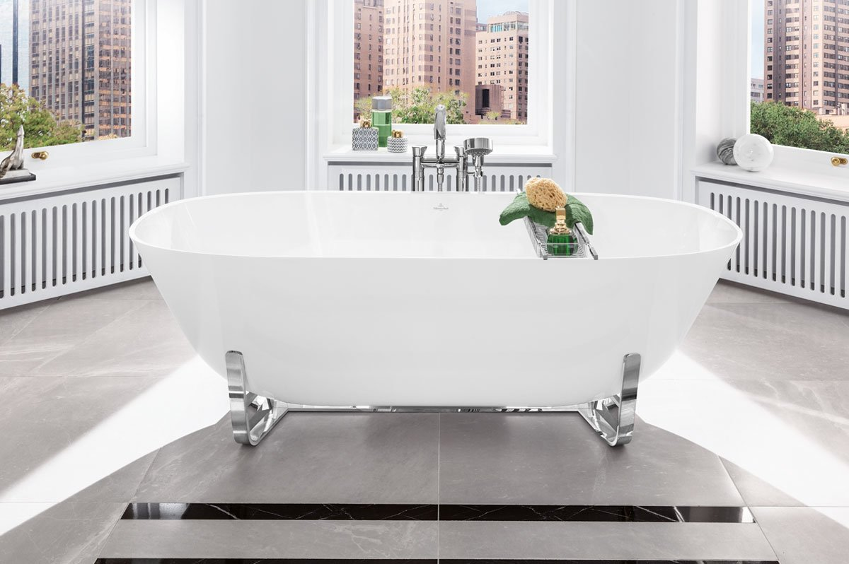Antheus free standing bath