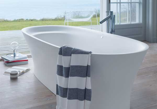 Duravit Cape Cod Bathrooms Range