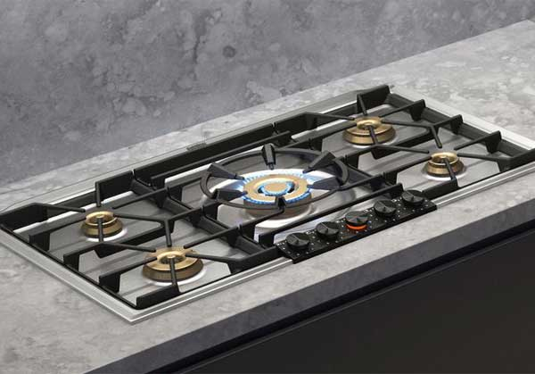 Gaggenau Gas Cooker Top