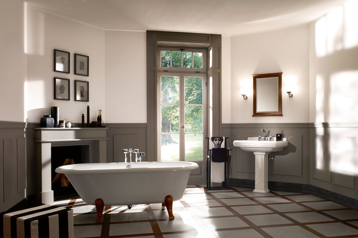 Villeroy & Boch Homage Bathroom Range