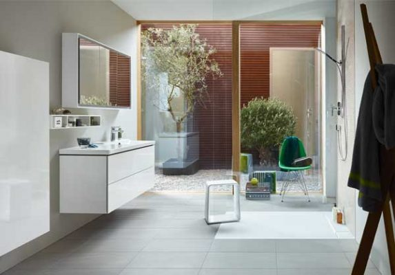 L Cube furniture by Duravit