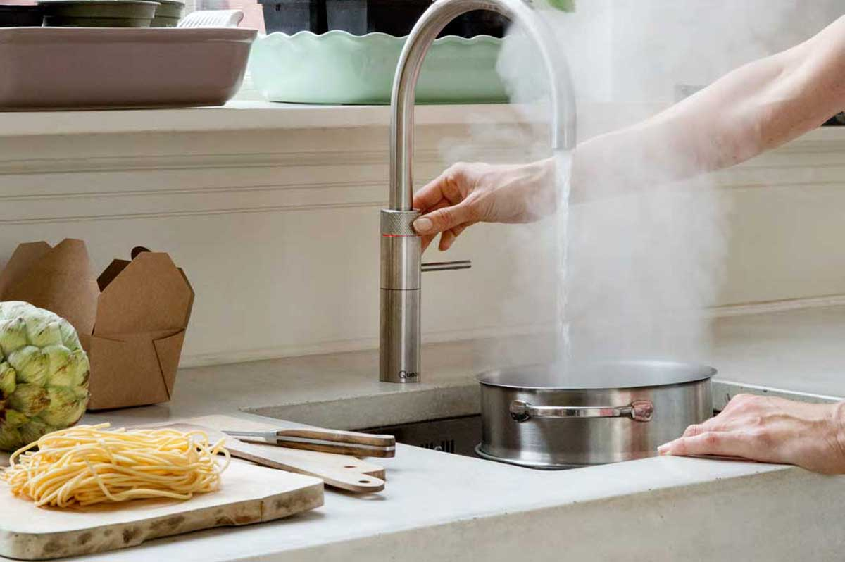 Quooker Hot Water Tap
