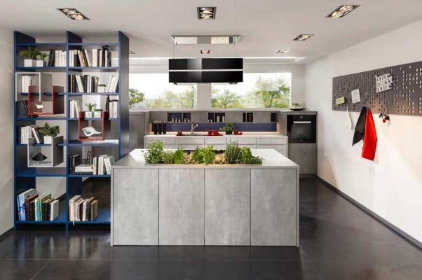 German Designer Kitchens from Rempp, Cliff Style