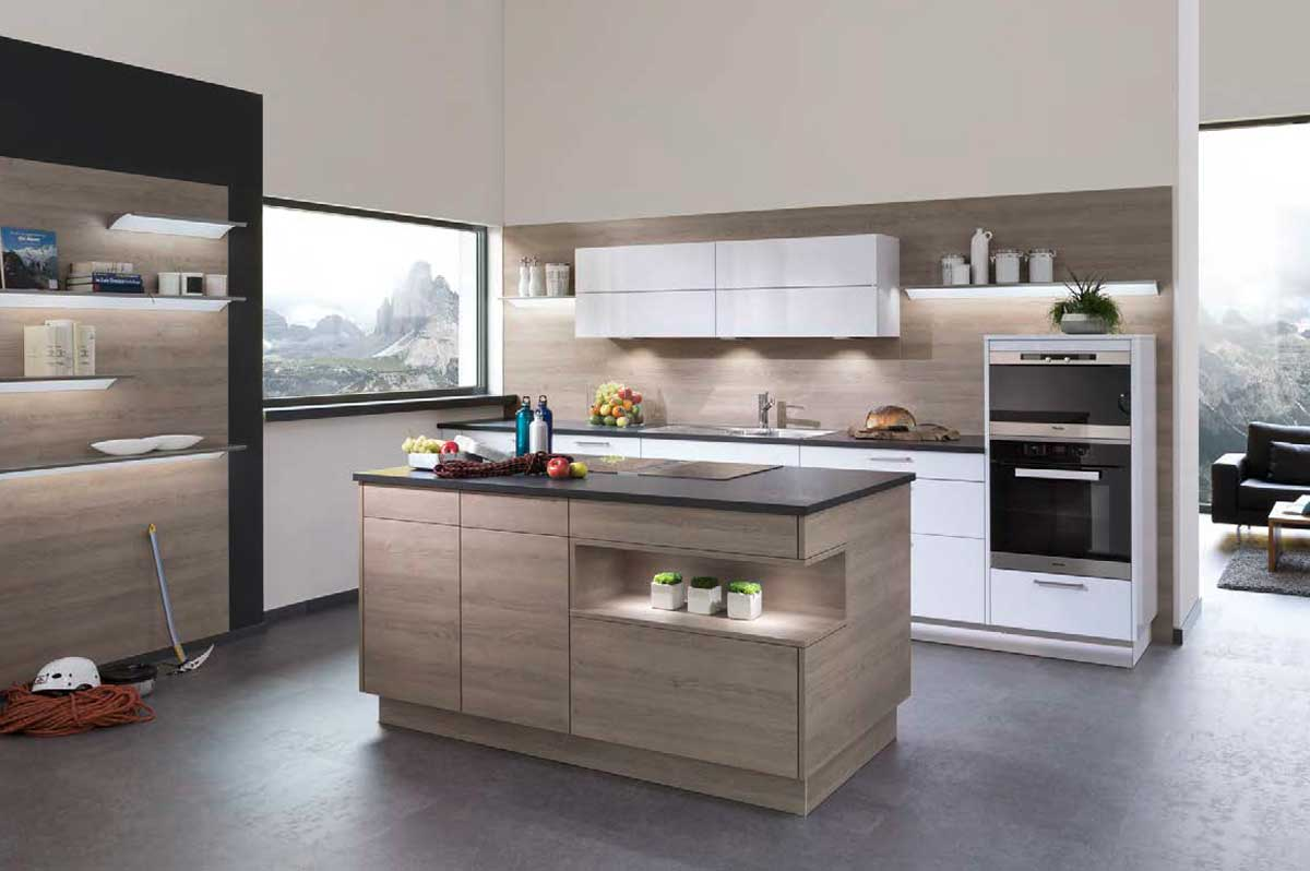 German Design Kitchens - Rempp Lund / Seattle