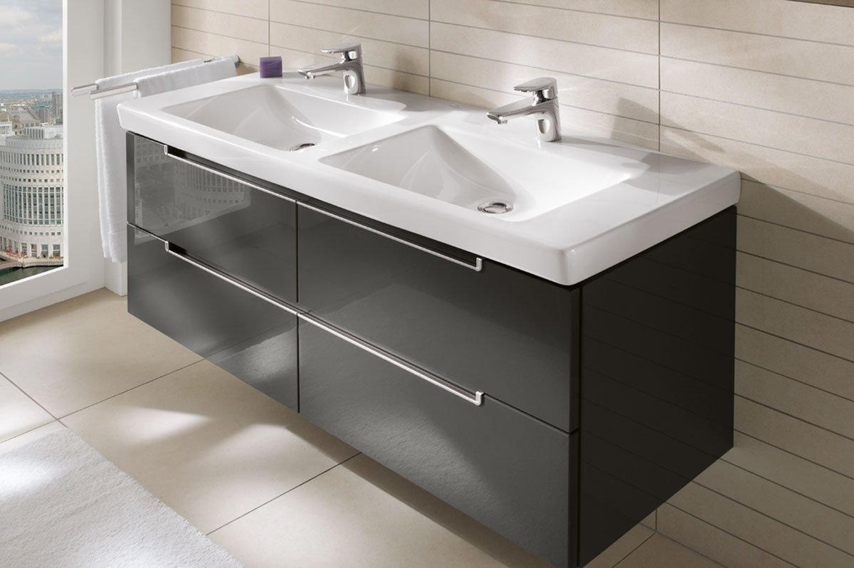 Villeroy & Boch Subway Bathroom