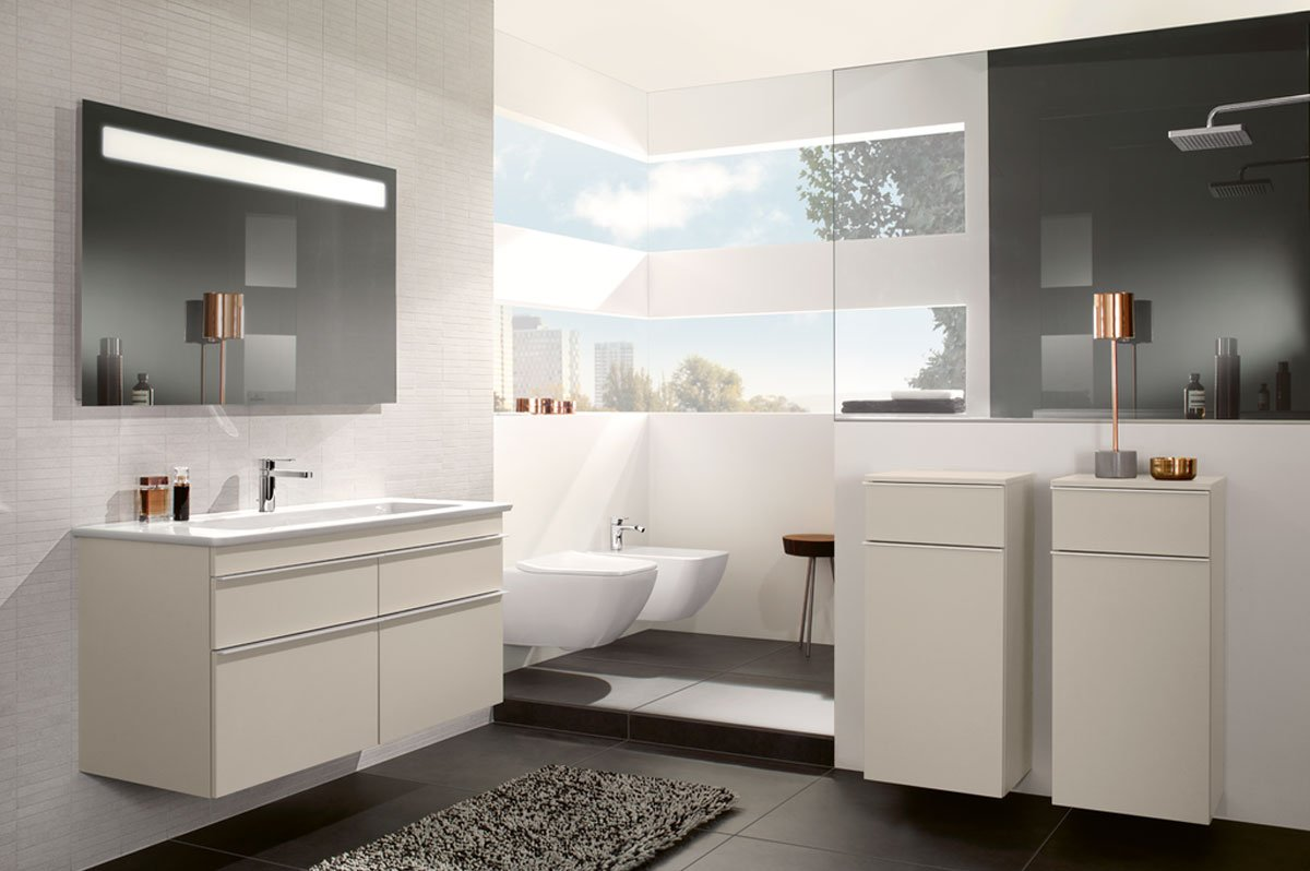 Venticello Bathroom Suite
