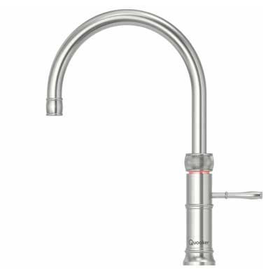 Classic Fusion Round Tap in Stainless Steel