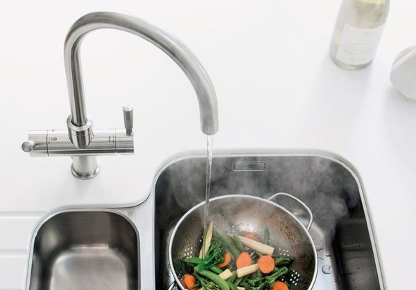 Franke Instant Boiling Water Tap