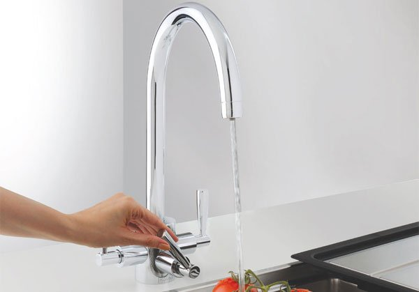 Franke Filtered Water Tap