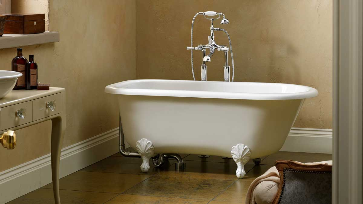 Victoria + Albert Wessex Freestanding Bath