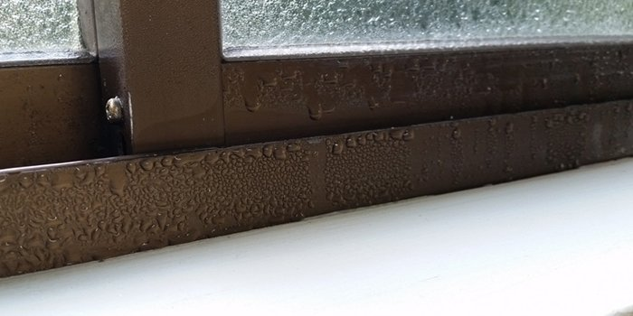 How to deal with bathroom condensation