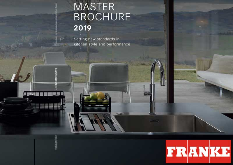 Franke Brochure Cover