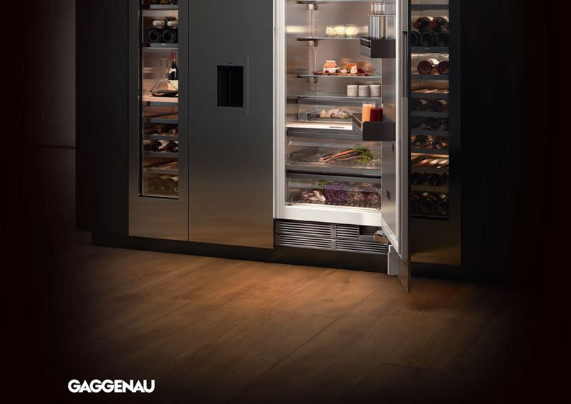 Gaggenau Brochure Cover