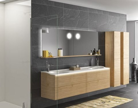 Ambiance Bain Joya Modular Bathroom Furniture