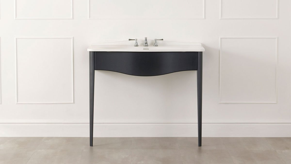 V+A Lavello 114 Vanity Unit