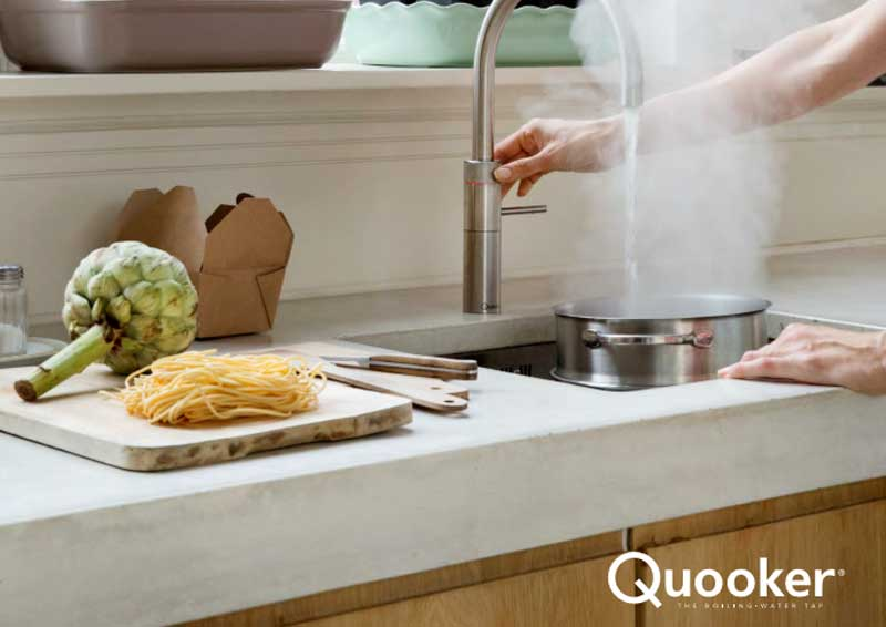 Quooker Brochure Cover