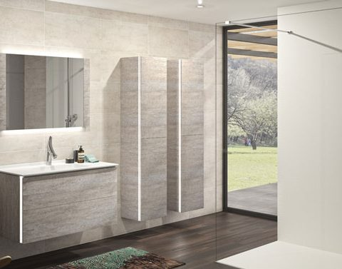 Ambiance Bain Saxo Modular Bathroom Furniture