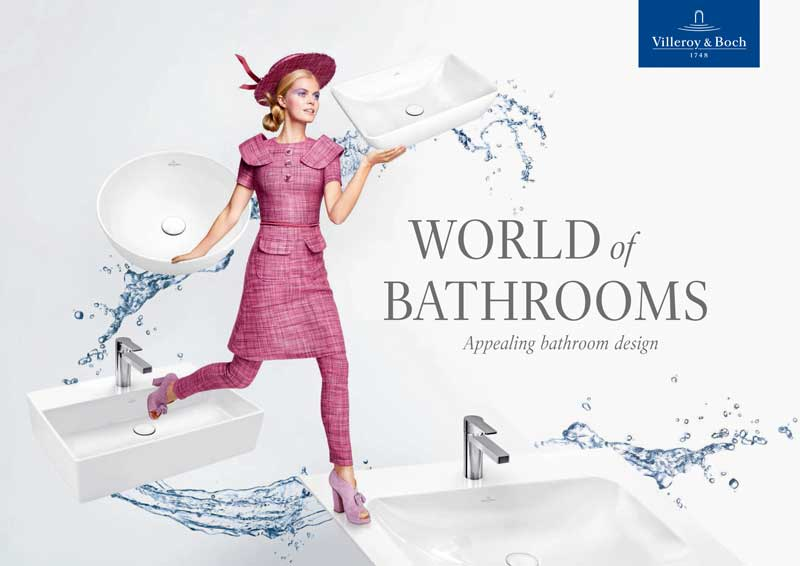 Villeroy & Boch World of Bathrooms