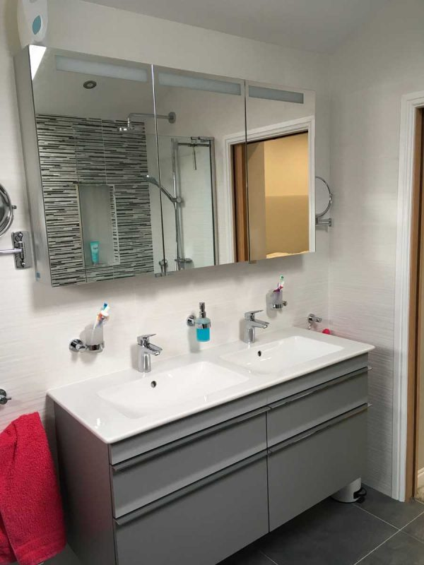 Bathroom Installation in Buckley