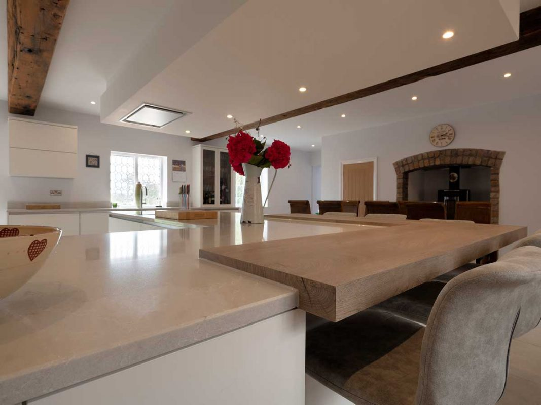 Luxury Kitchen, Kinnerton