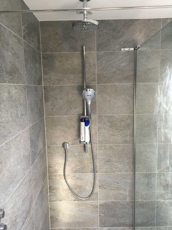 Shower Room in Mold, North Wales