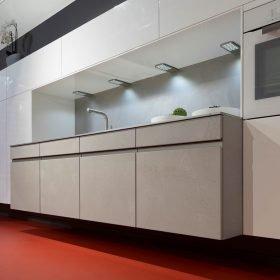 Light Grey Kitchen Doors