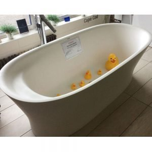 Ex-Display Duravit Cape Cod Freestanding Bath