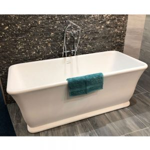 Imperial Mortlake Freestanding Bath