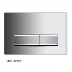 Sigma50 Flush Plate Gloss Chrome