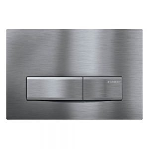 Sigma50 Flush Plate Stainless Steel