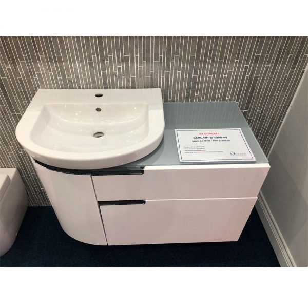 Villeroy & Boch Subway Vanity Unit & Basin