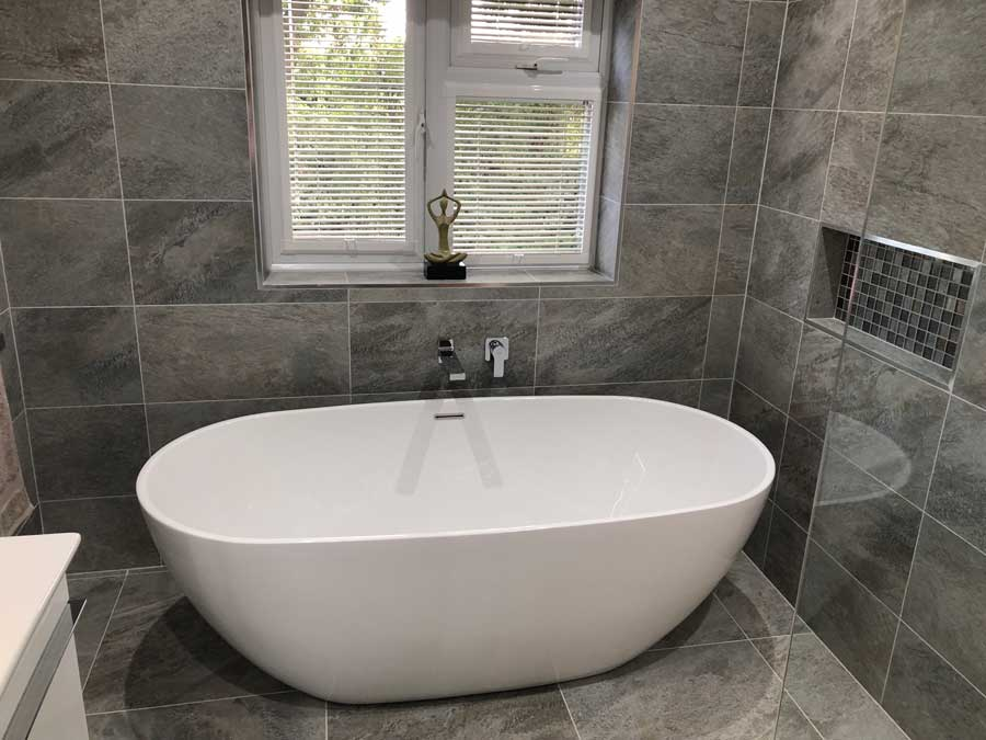 Waters Freestanding Bath Chester