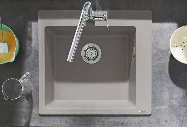 Hansgrohe Granite Kitchen Sink