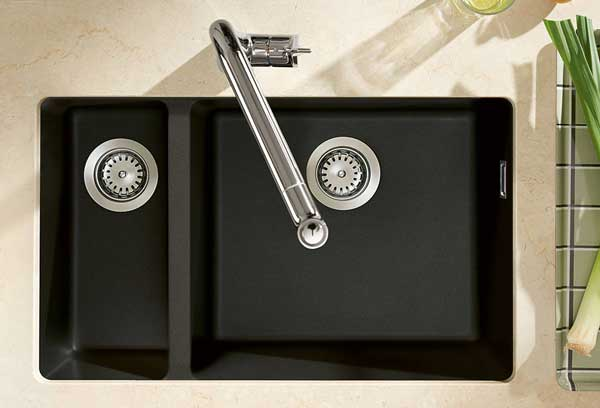Hansgrohe Undermount Kitchen Sink
