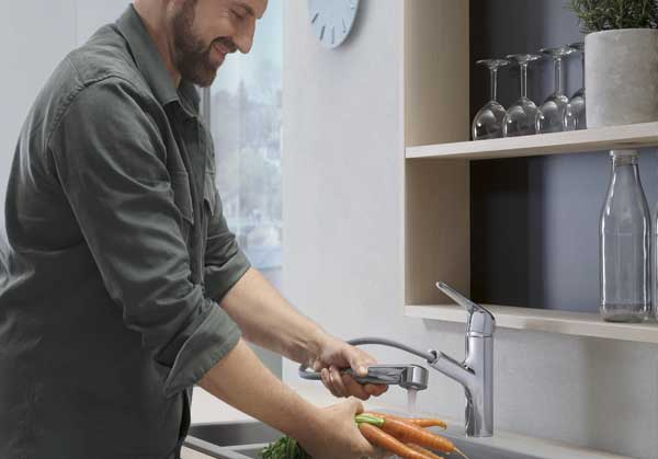 Hansgrohe Kitchen Taps and Sinks