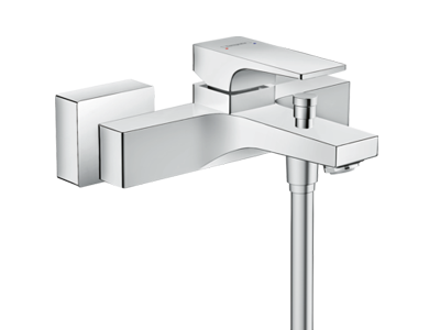 Metropol Single Lever Bath Mixer